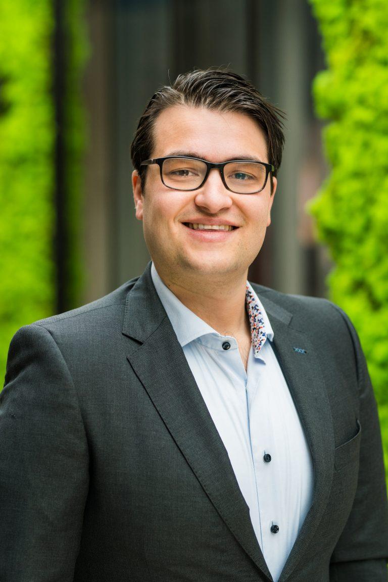 Rick van Hout | Bedrijfskundig adviseur